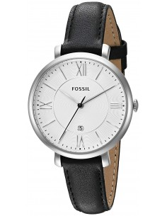 Chic Time | Montre Femme Fossil Jacqueline ES3867 Noir  | Prix : 59,50€