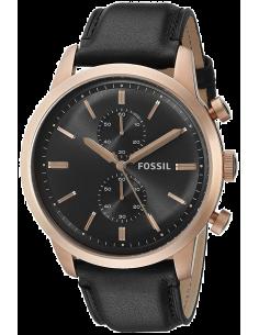 Chic Time | Montre Homme Fossil Townsman FS5097 Noir  | Prix : 119,20€