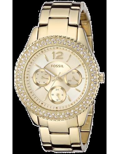 Chic Time | Montre Femme Fossil Stella ES3589 Or  | Prix : 169,00€