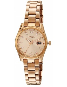 Chic Time | Montre Femme Fossil Boyfriend ES3584 Or Rose  | Prix : 90,35 €