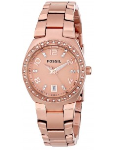 Chic Time | Montre Femme Fossil AM4508 Or Rose  | Prix : 199,00 €