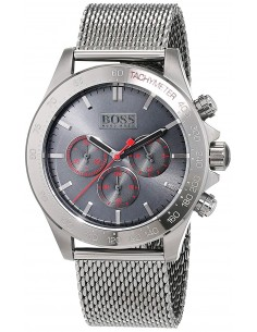 Chic Time | Montre Homme Hugo Boss 1513443 Gris  | Prix : 279,30€
