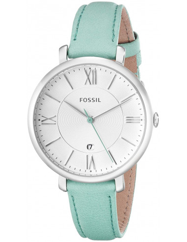 Chic Time | Montre Femme Fossil Jacqueline ES3796 Vert  | Prix : 149,00€