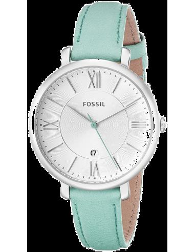 Chic Time   Montre Femme Fossil Jacqueline ES3796 Vert    Prix : 149,00€