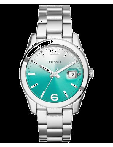 Chic Time | Montre Femme Fossil Perfect Boyfriend ES3779 Argent  | Prix : 119,00€
