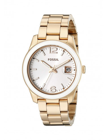 Chic Time | Montre Femme Fossil Perfect Boyfriend CE1088 Or Rose  | Prix : 159,00€