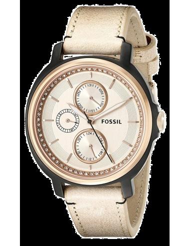 Chic Time | Montre Femme Fossil ES3772 Beige  | Prix : 159,90€