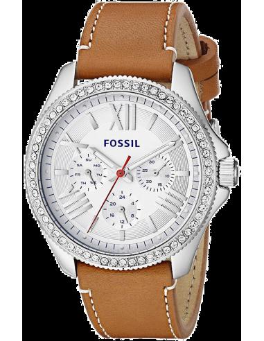 Chic Time | Montre Femme Fossil Cecile AM4623 Marron  | Prix : 129,00€