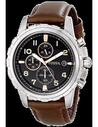 Chic Time | Montre Homme Fossil FS4828 Marron  | Prix : 119,00€