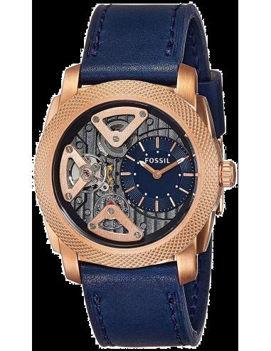 Chic Time | Montre Homme Fossil Machine ME1158 Bleu  | Prix : 189,00€