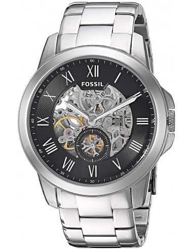 Chic Time | Montre Homme Fossil Grant ME3055 Argent  | Prix : 199,00 €