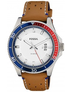 Chic Time | Montre Homme Fossil FS5054 Marron  | Prix : 125,30€