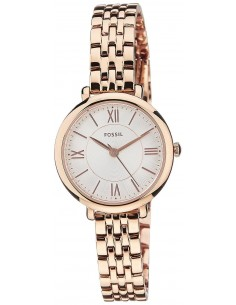 Chic Time | Montre Femme Fossil Jacqueline ES3799 Or Rose  | Prix : 126,65€