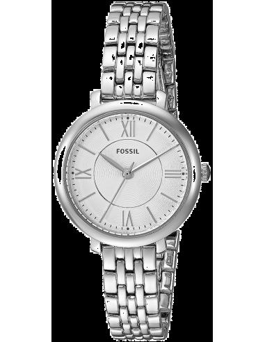 Chic Time | Montre Femme Fossil Jacqueline ES3797 Argent  | Prix : 169,15€