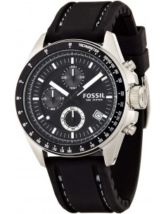 Chic Time | Montre Homme Sport Fossil Decker CH2573  | Prix : 127,20 €
