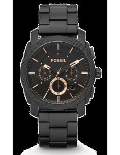Chic Time | Montre Homme Fossil Machine FS4682 XL Dress Noir  | Prix : 135,20€