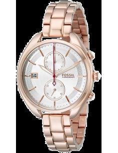 Chic Time   Montre Femme Fossil CH2977 Or Rose Bracelet acier    Prix : 122,85€