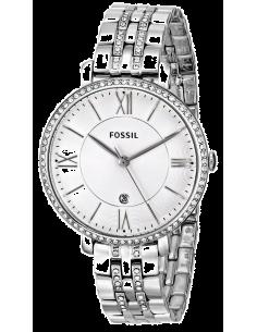 Chic Time | Montre Femme Fossil Jacqueline ES3545 Bracelet en acier argenté  | Prix : 189,00€