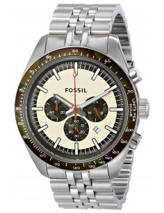 Chic Time | Montre Homme Fossil CH2913 Argent  | Prix : 87,15 €