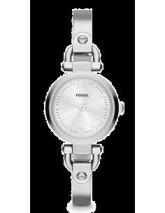 Chic Time | Montre Femme Fossil Georgia ES3269 Bracelet fin argenté  | Prix : 119,20€