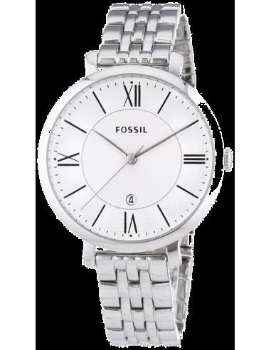 Chic Time | Montre Femme Fossil Jacqueline ES3433 Argentée et classique  | Prix : 160,65€