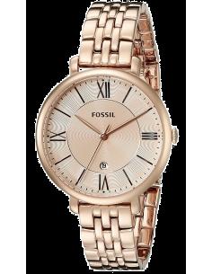 Chic Time | Montre Femme Fossil Jacqueline ES3435 Or rose classique  | Prix : 189,00€