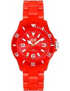 Chic Time | Montre Ice-Watch Rouge Sili Forever SI.RD.S.S.09  | Prix : 64,90€