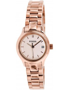 Chic Time | Montre Femme Fossil Archival ES3167 Or Rose XS  | Prix : 99,00 €