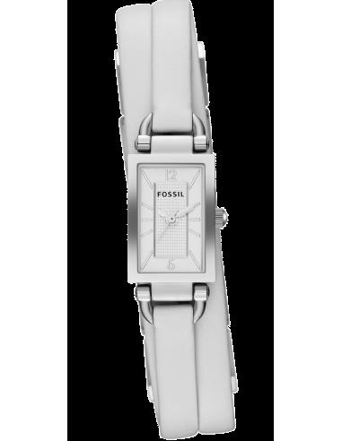 Chic Time | Montre Femme Fossil Delaney JR1442 Double Bracelet en Cuir  | Prix : 88,44€