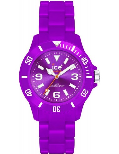 Chic Time | Montre Ice-Watch Violette Sili Forever SI.PE.S.S.09  | Prix : 72,90€