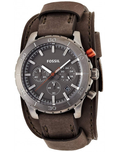 Chic Time | Montre Homme Fossil JR1418 Marron  | Prix : 129,00 €