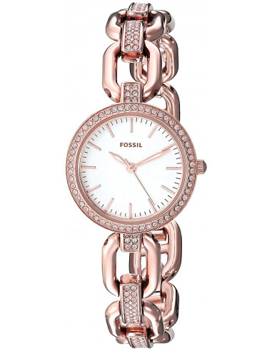 Chic Time | Montre Femme Fossil Kerstyn ES4123 Or Rose  | Prix : 139,00 €