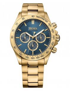 Chic Time | Montre Homme Hugo Boss Ikon 1513340 Or  | Prix : 370,30 €