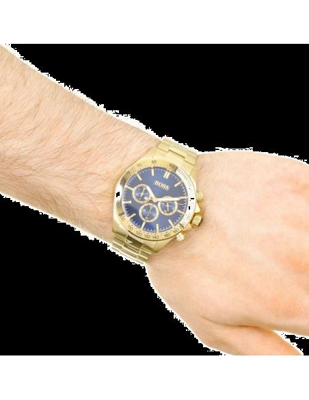 Chic Time | Montre Homme Hugo Boss Ikon 1513340 Or  | Prix : 370,30€