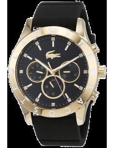 Chic Time | Montre Femme Lacoste 2000961 Noir  | Prix : 337,35€