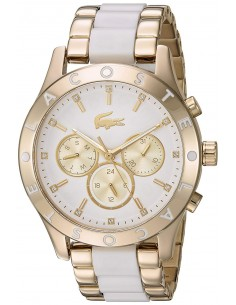 Chic Time | Montre Femme Lacoste 2000963 Or  | Prix : 298,35€