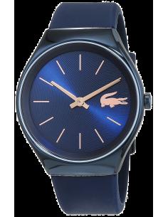 Chic Time | Montre Femme Lacoste 2000951 Bleu  | Prix : 317,85€