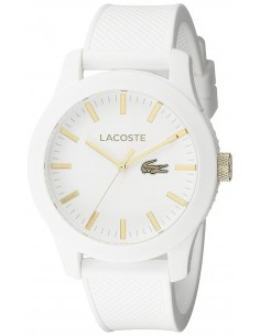 Chic Time | Montre Homme Lacoste 2010819 Blanc  | Prix : 159,20€