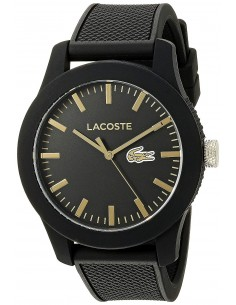 Chic Time   Montre Homme Lacoste 2010818 Noir    Prix : 122,85€