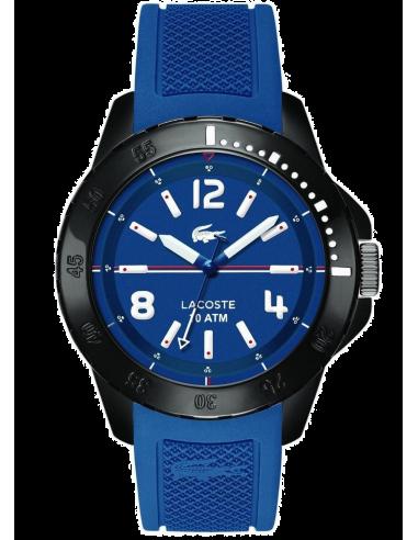 Chic Time   Montre Homme Lacoste Fidji 2010716 Bleu    Prix : 199,00€