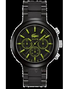 Chic Time | Montre Homme Lacoste Bornéo 2010756 Noir  | Prix : 279,00€