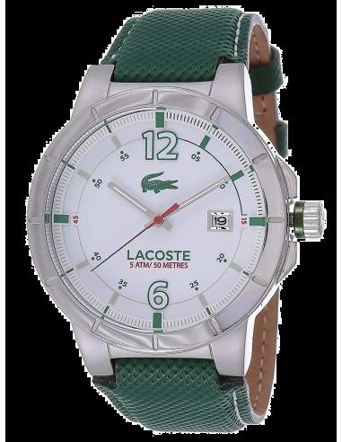 Chic Time | Montre Homme Lacoste 2010726 Vert  | Prix : 219,00€