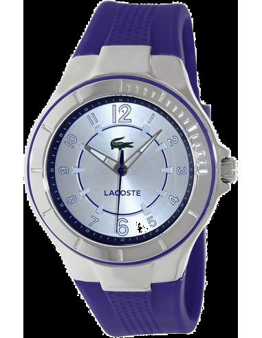 Chic Time | Montre Femme Lacoste Acapulco 2000760 Violet  | Prix : 160,30€