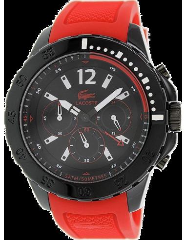 Chic Time | Montre Homme Lacoste 2010738 Rouge  | Prix : 215,00€