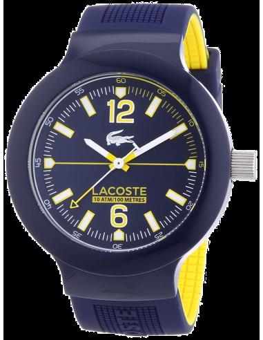 Chic Time | Montre Homme Lacoste Bornéo 2010704 Bleu  | Prix : 194,35€
