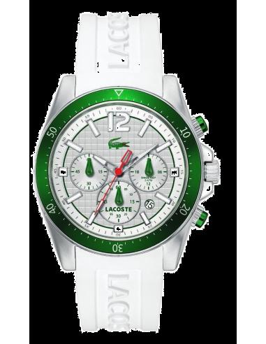 Chic Time | Montre Homme Lacoste 2010709 Blanc  | Prix : 199,00€