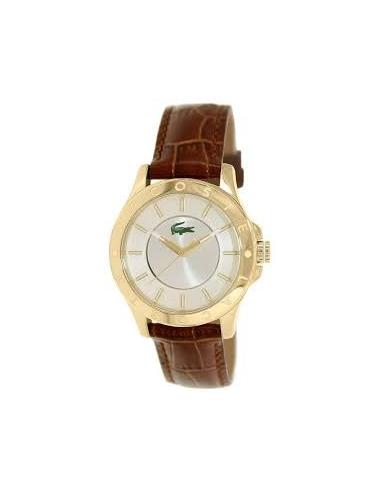 Chic Time   Montre Femme Lacoste 2000861 Marron    Prix : 269,00€