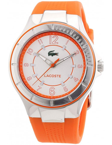 Chic Time   Montre Femme Lacoste Acapulco 2000758 Orange    Prix : 279,00€
