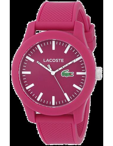 Chic Time | Montre Femme Lacoste 12.12 2010793 Rose  | Prix : 202,30€
