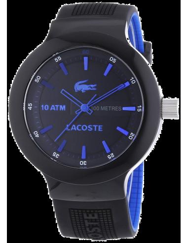 Chic Time | Montre Femme Lacoste Bornéo 2010658 Noir  | Prix : 125,00€